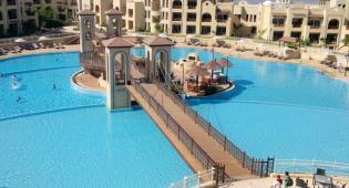 Crowne Plaza Dead Sea 5*