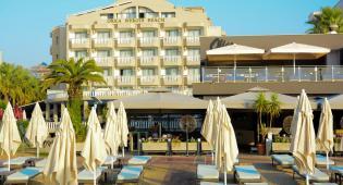 NERGIS BEACH HOTEL 4 *