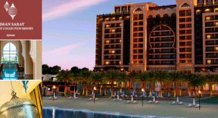 AJMAN SARAY LUXURY RESORT 5*
