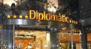 DIPLOMATIC HOTEL 4*