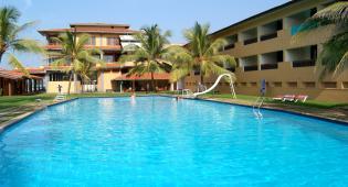 KOGGALA BEACH HOTEL 3*+