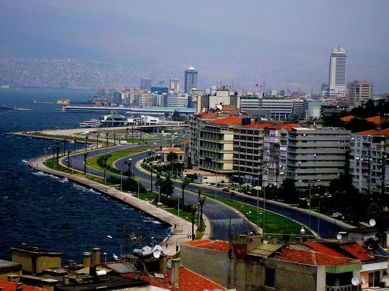 измир фото города